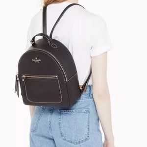 kate spade Bags - Kate spade Thompson Street Brooke Black Backpack